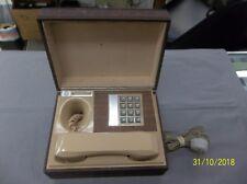 Vintage ATC American Telecommunications Corp. Push Button DECO-TEL DESK PHONE