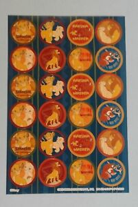 Keep them Happy With Lion King Stickers for your Planner 262234