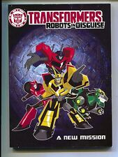 Transformers Robots In Disguise A New Mission 1 TPB IDW 2016 NM Pilot 1 2 Digest
