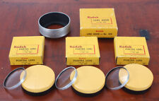 KODAK UK PORTRA LENSES +1, +2 AND +3 W/SHADE, NO ADAPTER, BOXED/cks/196749