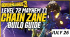 XBOX  72 UPDATED CHAIN ZANE  BUILD 💥 MOXSY 💥 BEST ALL AROUND ZANE BUILD