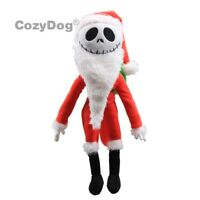 Skellington Jack The Nightmare before Christmas Stuffed Plush Toy Doll Kids Gift