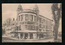 Wales Glamorgan Glam CARDIFF The New Theatre pre1919 PPC