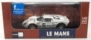 Ixo 1/43 Scale - LMC140 FORD MKIIB #6 Le Mans 1967