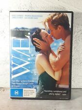 W.E. (DVD, 2012) Movie By Madonna - Region 4