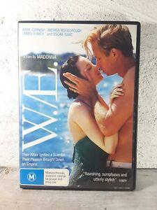 WE DVD - Movie By Madonna - Region 4