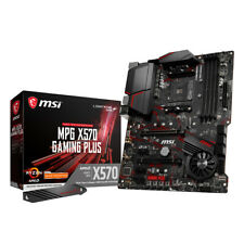 MSI MPG X570 Gaming Plus AMD X570 Sockel AM4 - DDR4 ATX Mainboard Retail