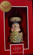 Lenox ~ Festive Friends ~ Penguin Ornament ~ New in Box