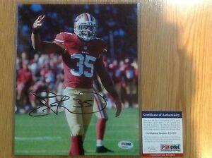 Eric Reid Signed SF San Francisco 49ers 8x10 Photo PSA DNA COA Autographed a