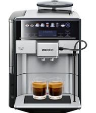 Siemens EQ.6 plus s700 Kaffeevollautomat (TE657503DE) - Edelstahl