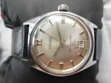 SUPER VTG SWISS MADE COLLECTIBLE DAMAS THE DAMASTAR GENTS AUTOMATIC WRISTWATCH