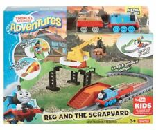 Thomas the Tank Engine & Friends Adventures - Reg at the Scrapyard