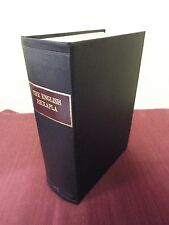 1841 English Hexapla Bible - First Bagster Edition