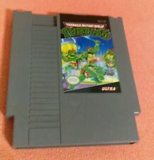 Nintendo NES TMNT Teenage Mutant Ninja Turtles Video Game Cartridge