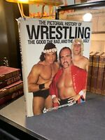 The Pictorial History of Wrestling. The Good, the Bad, and the Ugly WWF 1984 1st