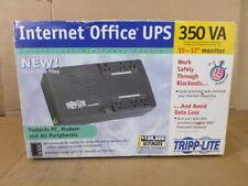 Tripp-Lite Internet350SER Internet Office UPS Uninterruptible Power Supply