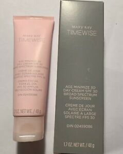 Mary Kay TimeWise 3D Age Minimize Day Cream SPF 30 ~ Normal *FREE SHIPPING*