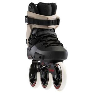 Rollerblade twister edge 110 3WD size UK9 EU43 black/grey/red