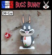 1 Clé USB 2.0 NEUVE 30Go ( USB Flash Drive 30Gb ) - Bugs Bunny