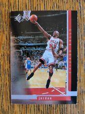 1996-97 Upper Deck SP Michael Jordan #16 Chicago Bulls HOF