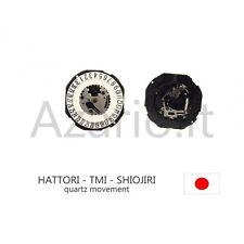 Movimento al quarzo HATTORI PC32 data 6 movement quartz Shiojiri TMI watch Japan