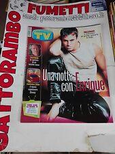 Tv Sorrisi e Canzoni N. 36 con Enrique anno 2000  - Mondadori Ottimo