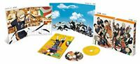 New Haikyuu Vol.9 Limited Edition Blu-ray + CD w/Booklet from   w/Tracking