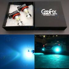 2x H8 H11 H16 8000K Ice Blue CREE 100W High Power LED Fog Light Driving Bulb DRL