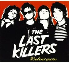 """THE LAST KILLERS """"Violent Years"""" CD Sealed. Garage Punk Italy"""