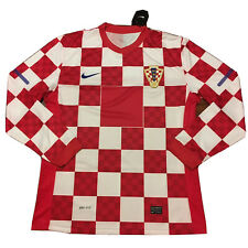 2010/12 Croatia Home Jersey XL Player Issue Nike Soccer Modric Racitic NEW