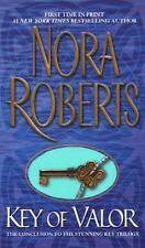 Key Trilogy: Key of Valor 3 by Nora Roberts (2003, Paperback)