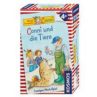 KOSMOS Kinderspiele Conni und die Tiere Merkspiel Memo Spiel ab 4 J. 710989