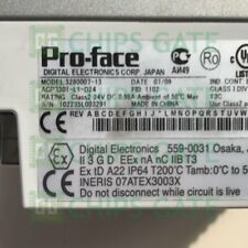 1PCS AGP3300-S1-D24 AGP3300S1D24 PROFACE HMI GRAPHIC PANEL
