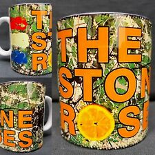 More details for the stone roses art custom printed mug