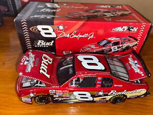 Dale Earnhardt Jr 2002 All Star Game #8 Bud RCCA Action 1/32 Scale Diecast