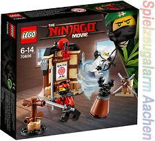 LEGO NINJAGO 70606 Spinjitzu-Training  L'entraînement au  N8/17