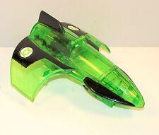"2009 Interceptor 8"" Imaginext Action Figure Airplane Jet Ship DC Green Lantern"