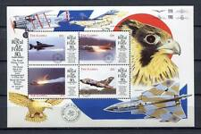 27748) GAMBIA 1998 MNH** Nuovi** Aircrafts Aerei S/S BF