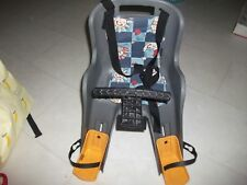 Used bike bicycle front child seat Very good condition with brackets