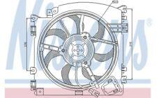 Nissens ventiladores refrigeración motor 85316 para Peugeot Citroën