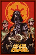 Poster STAR WARS - Darth Vader - Fly For The Glory ... ca60x90cm NEU 58140