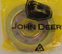 "JOHN DEERE Genuine OEM Flat Idler GY22172 100 series LA L D 42"" 48"" deck"