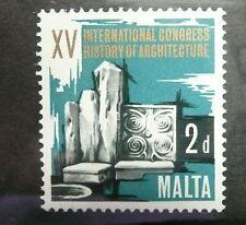 Malta 1967  International Congress history of Architecture UM (2d) MNH SG371