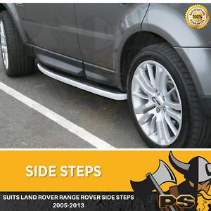 LAND ROVER RANGE ROVER 2005-2013 OEM Style Side Steps Running Boards