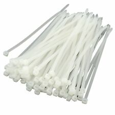 Leviton 12540-4Wh 100 Pc. 4in. Cable Ties, White