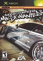 Need for Speed: Most Wanted (Microsoft Xbox, 2005) Complete With Manual Racing