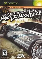 Need for Speed: Most Wanted Platinum Hits (Microsoft Xbox, 2005) - No Manual