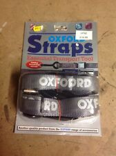 Oxford 2 Tie Down Straps NEW OF92 NEW