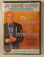 The Power of Intention: Learning to Co-create Your World Your Way (2-Disc DVD)