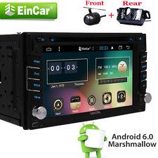 Doppel 2 Din Autoradio GPS Navi 3G WiFi Android 6.0 BLUETOOTH DVD Spieler USB/SD